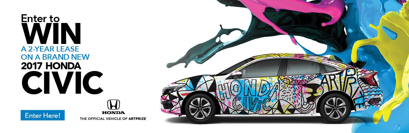 Design and Drive Art Contest Presented by West Michigan Honda Dealers