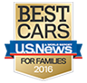 U.S. News Best Cars for Families 2016