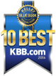 10 Most Awarded Cars of 2016 by Kelley Blue Book's KBB.com
