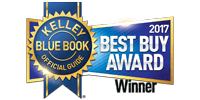 2017 Kelley Blue Book Best Buy Winner