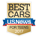 2017 U.S. News Best Cars for Teens