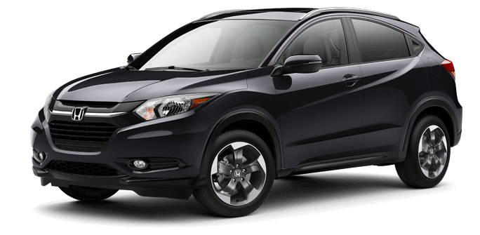 2018 Honda HR-V All-Wheel Drive