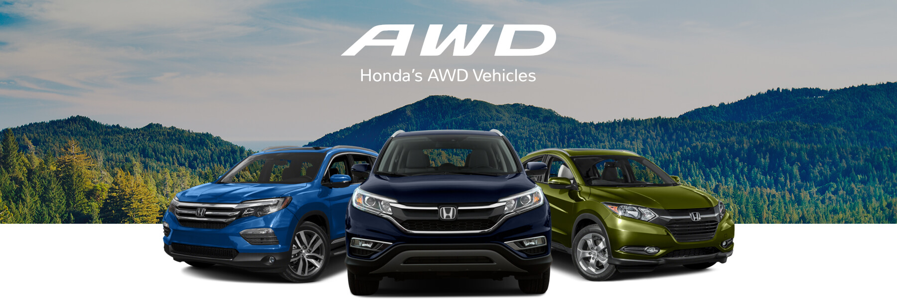 AWD Vehicles