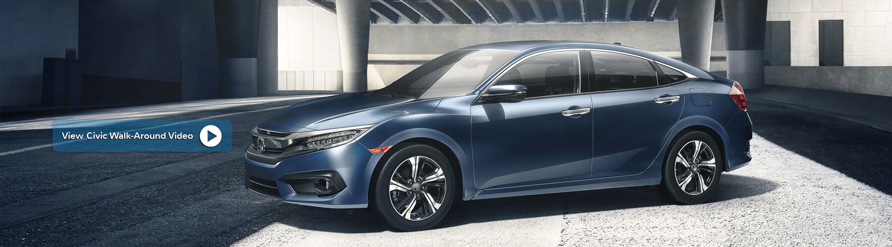 2017 Honda Civic Sedan Banner