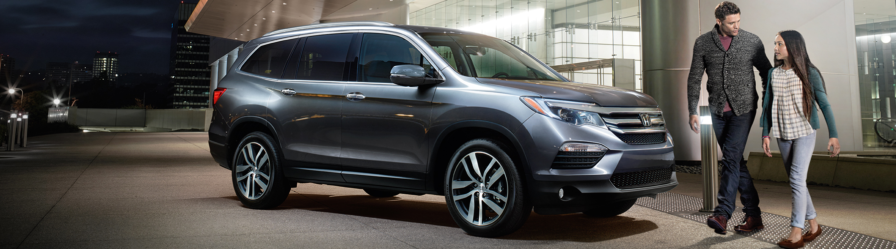 drive enjoy technology with features honda pilot the slider more