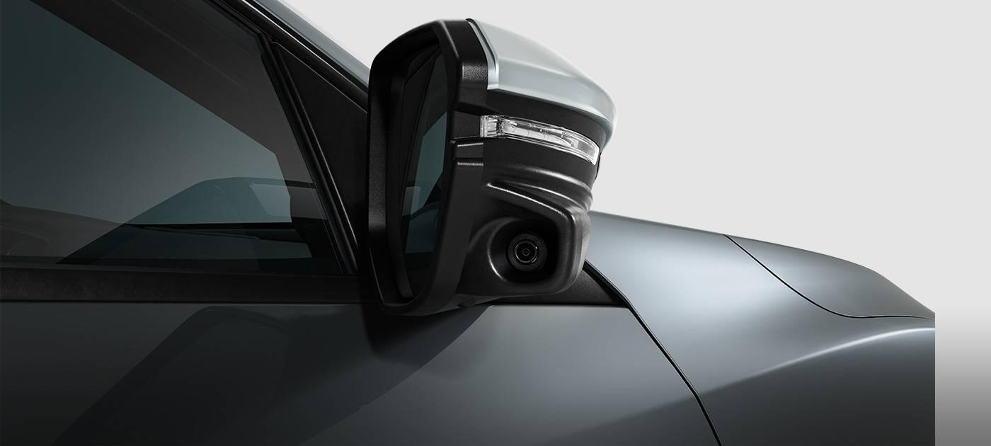 2017 Honda Civic HB Mirror