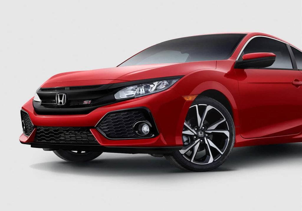 2017 honda civic si coupe west michigan honda dealers for Honda civic dealership