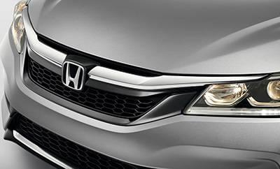 2017 Honda Accord Grill