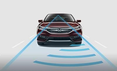 2017 Honda Accord Safety