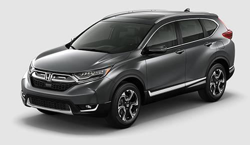 2017 Honda CR-V Gray