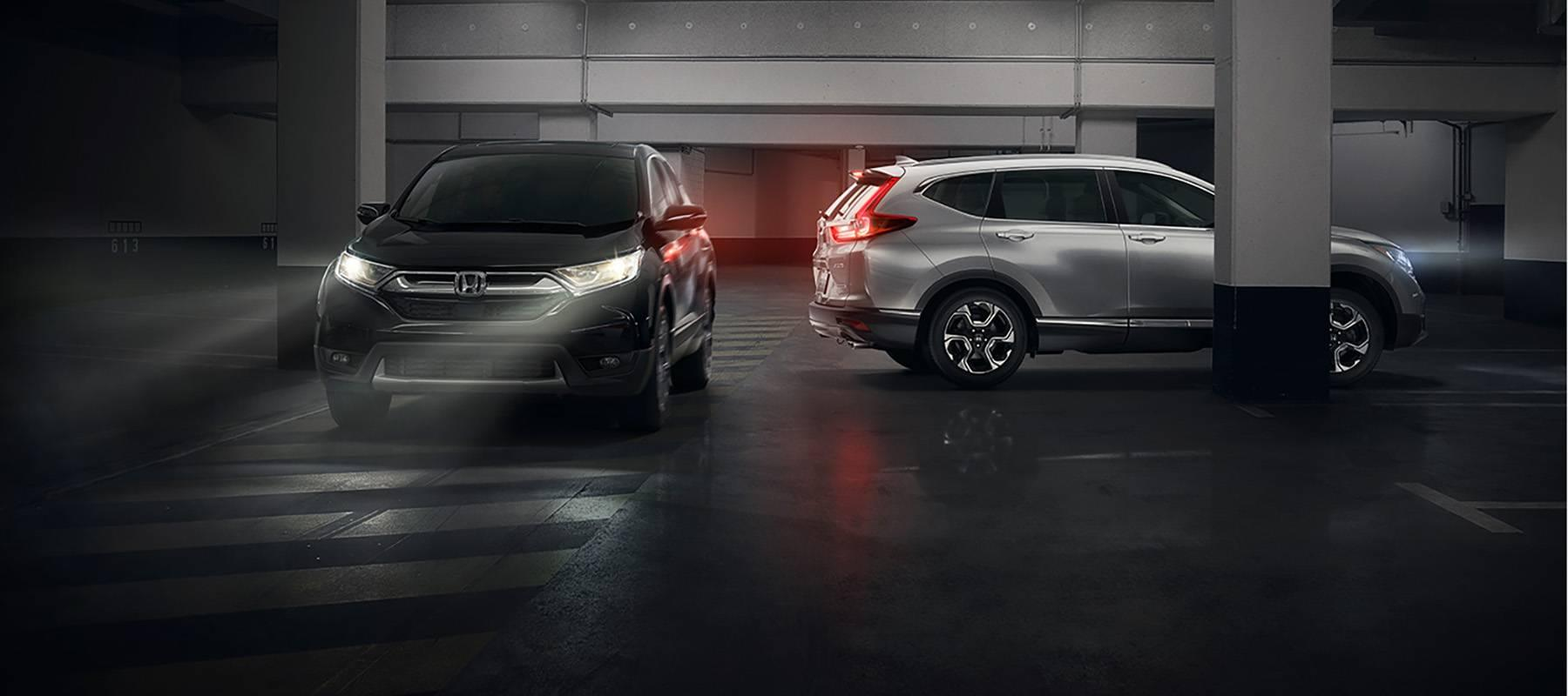 2017 Honda CR-V Pair