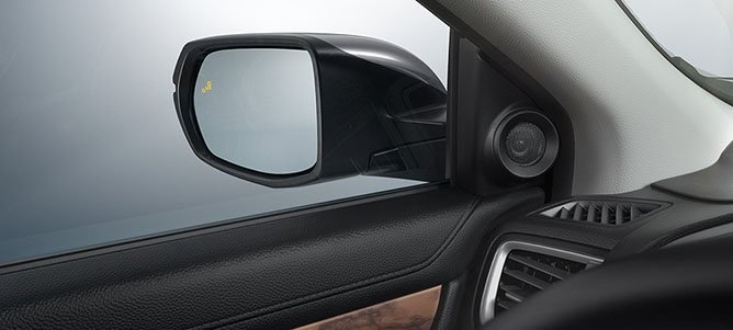2017 Honda CR-V Mirror