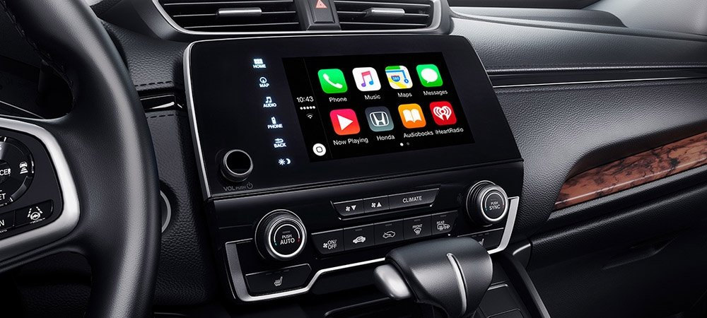 2017 Honda CR-V Apple