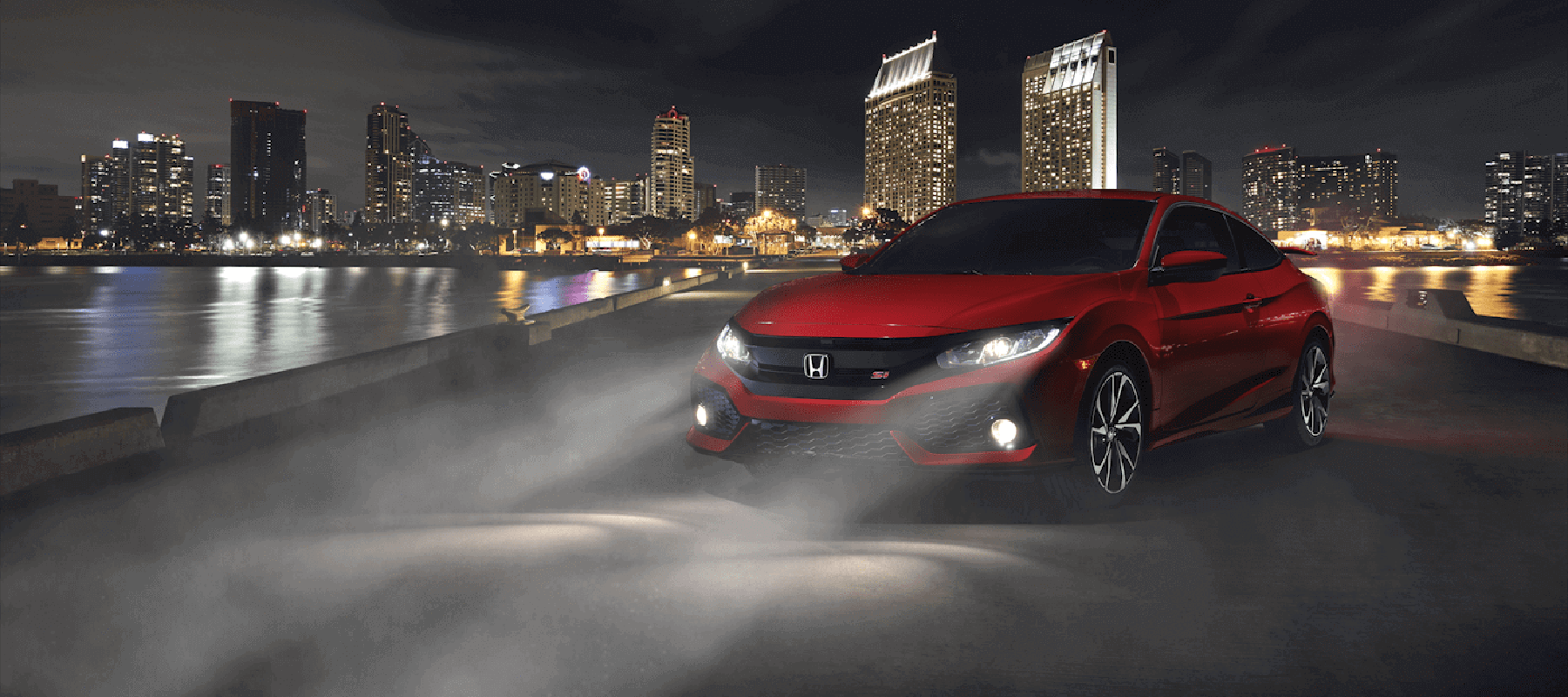 2017 Honda Civic Si Night