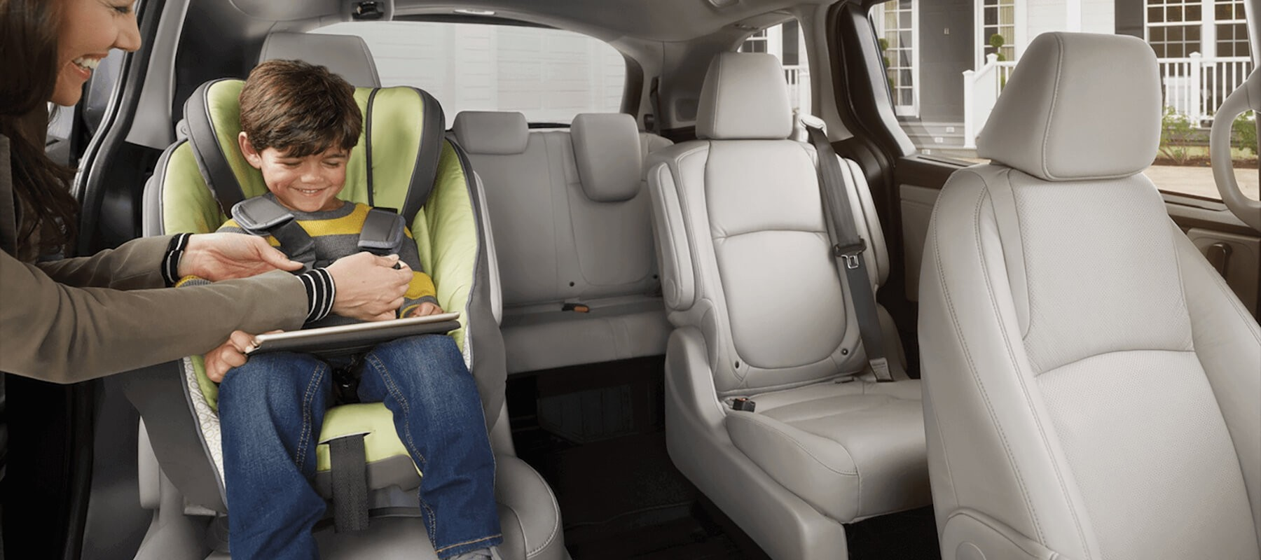 Step Inside The 2018 Honda Odyssey Photo Gallery