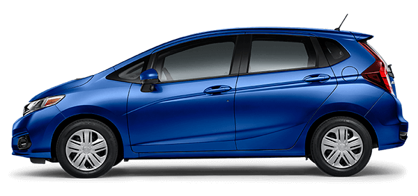 2018 Honda Fit Blue