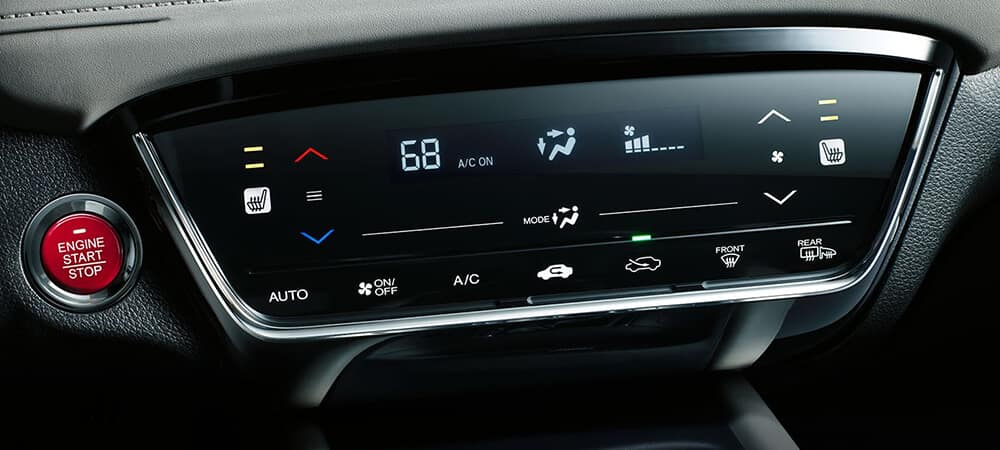 2018 Honda HR-V Temperature