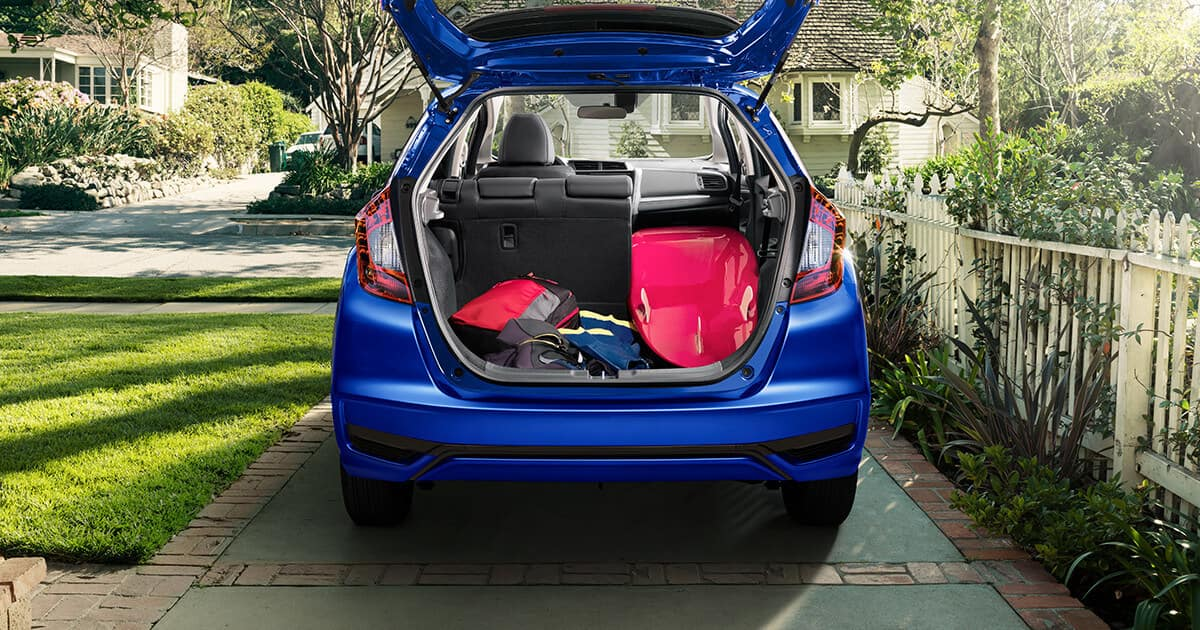 Learn How To Use The Versatile Honda Fit Magic Seats