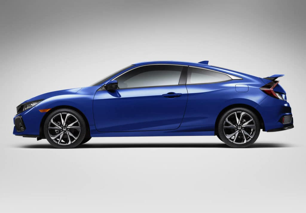 2018 Honda Civic Si Coupe | West Michigan Honda Dealers Association | Pricing, Photos, Features