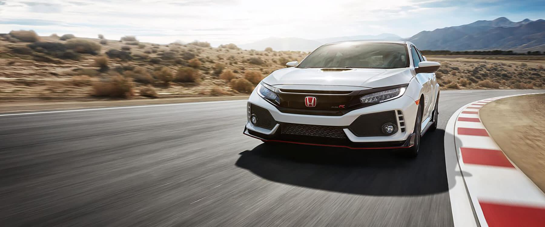 2017 Honda Civic Type-R Track
