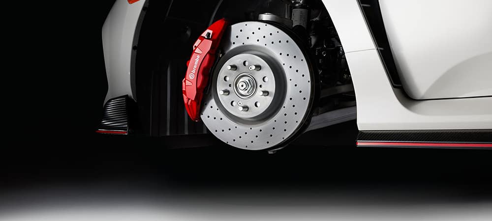 Honda Civic Type R Brake