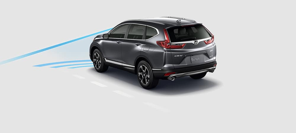 2018 Honda CR-V Safety