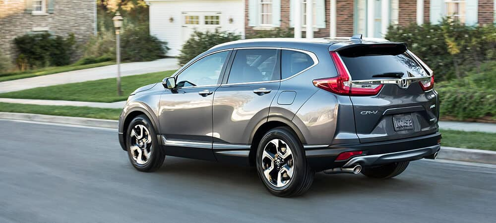 2018 Honda CR-V rear