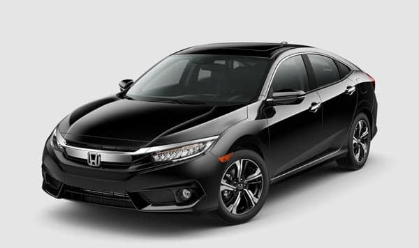 2018 Honda Civic Trim Image