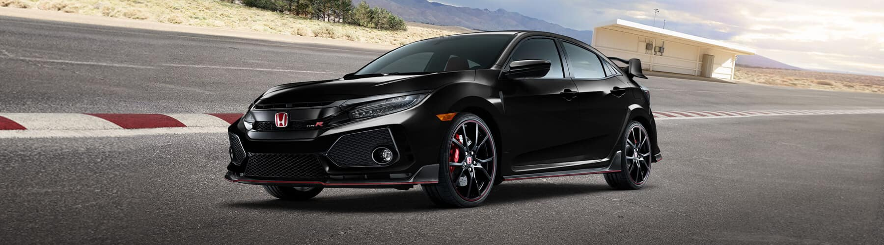 2018 Honda Civic Type R Banner