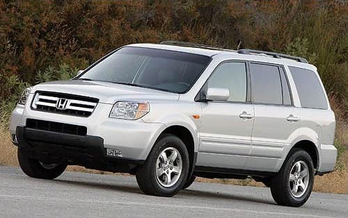 First Generation Honda Pilot