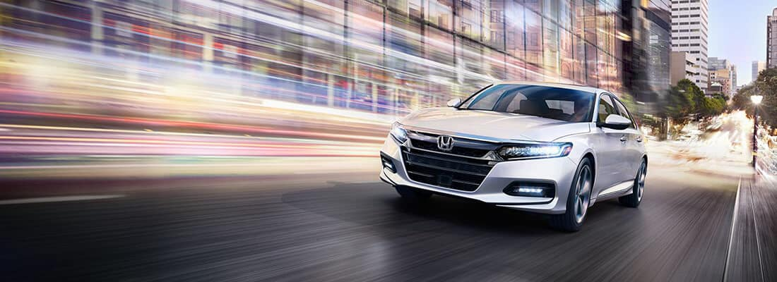 2018 Honda Accord Motion