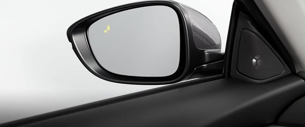 2018 Honda Accord Mirror