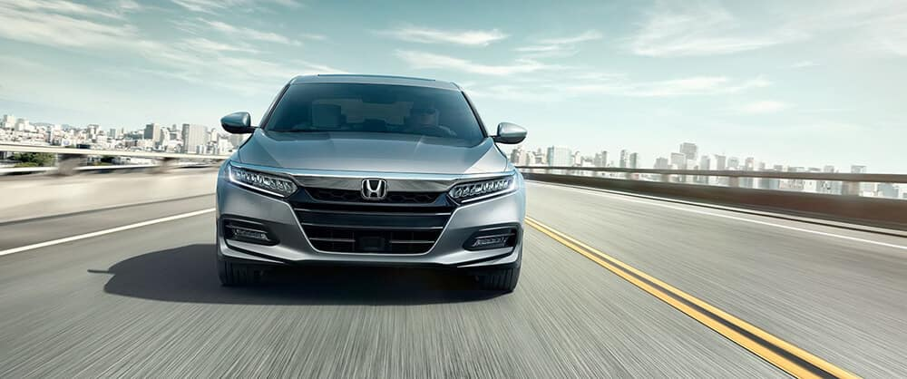 2018 Honda Accord Driving