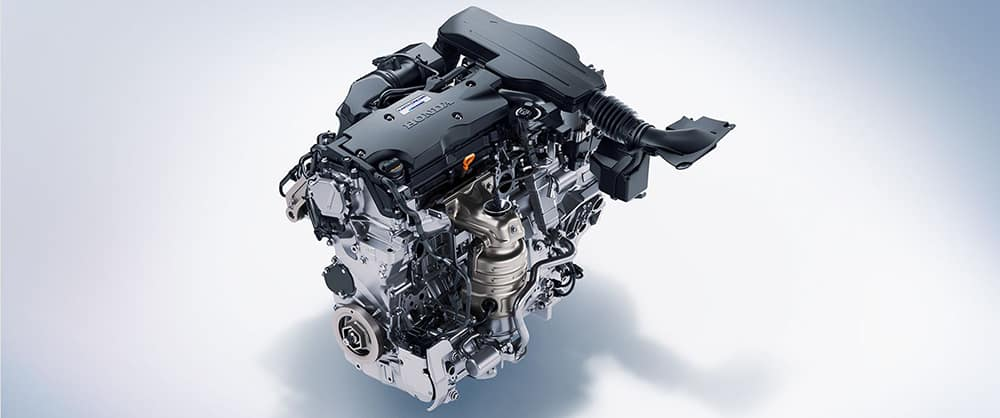 2018 Honda Accord Engine