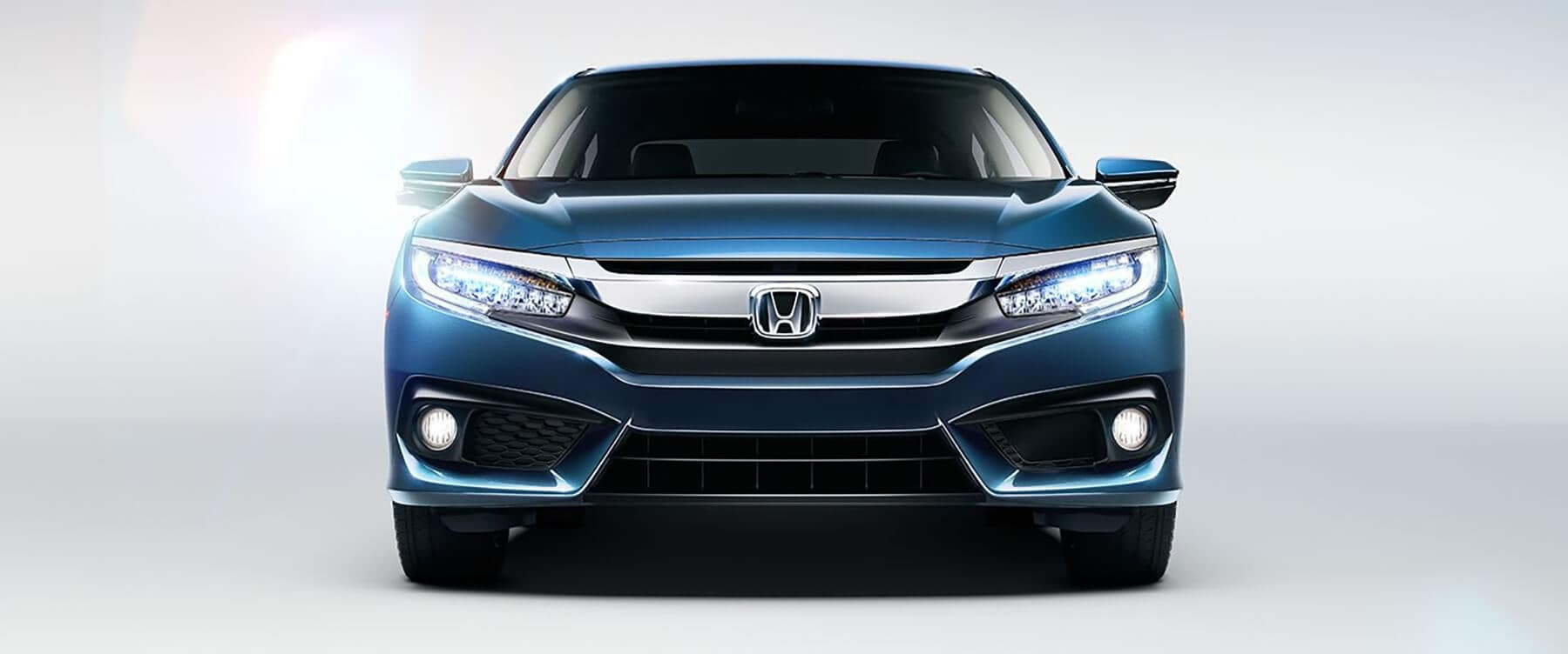 2018 Honda Civic Grill