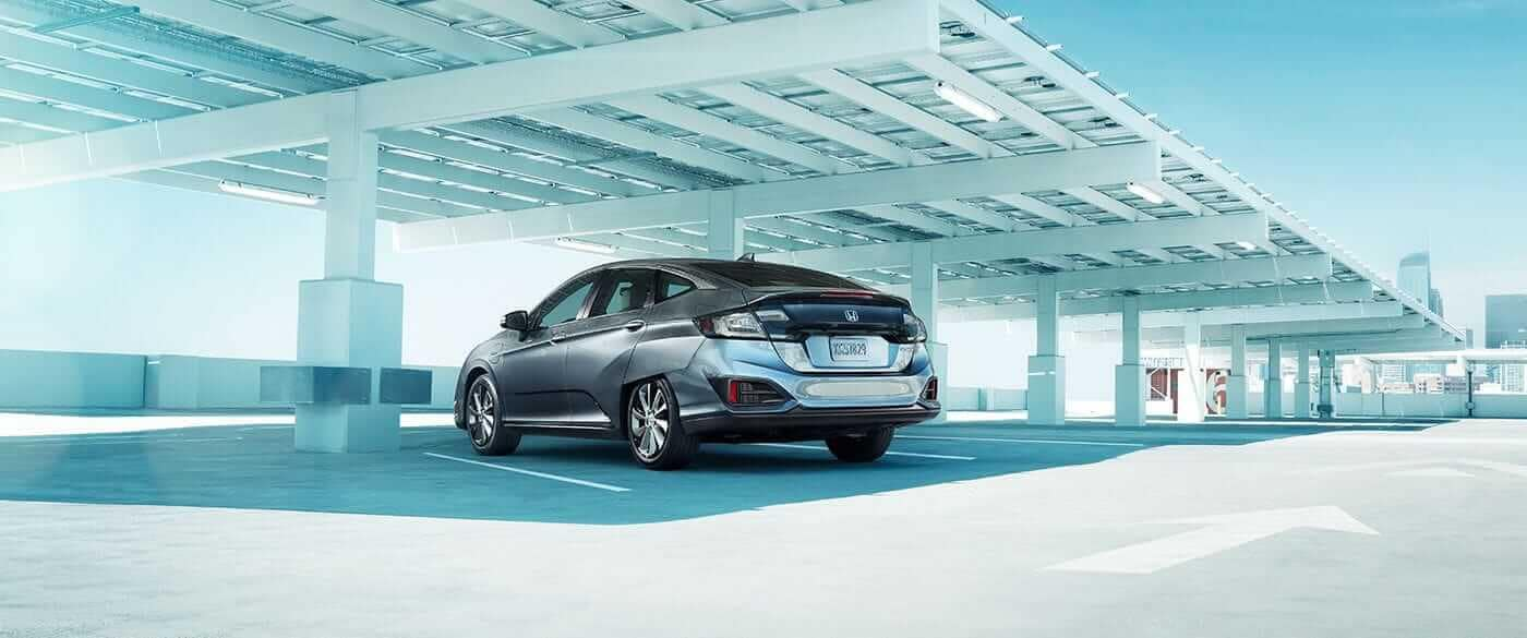 2018 Honda Clarity Plug In