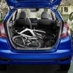 2018 Honda Fit Cargo Trunk