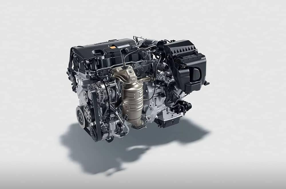 2018 Honda Civic Coupe Motor