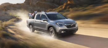2019 Honda Ridgeline Dusty
