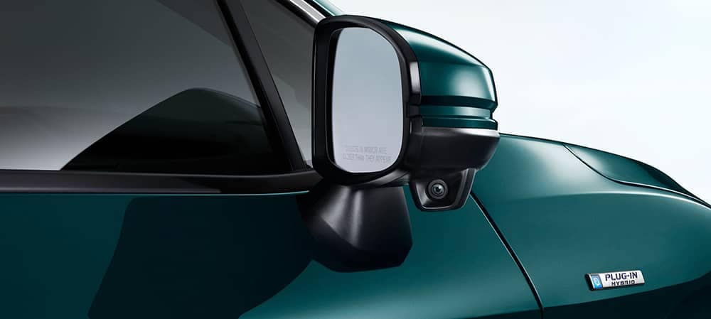 2018 Honda Clarity Mirror
