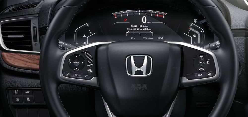 2018 Honda CR-V Steering Wheel