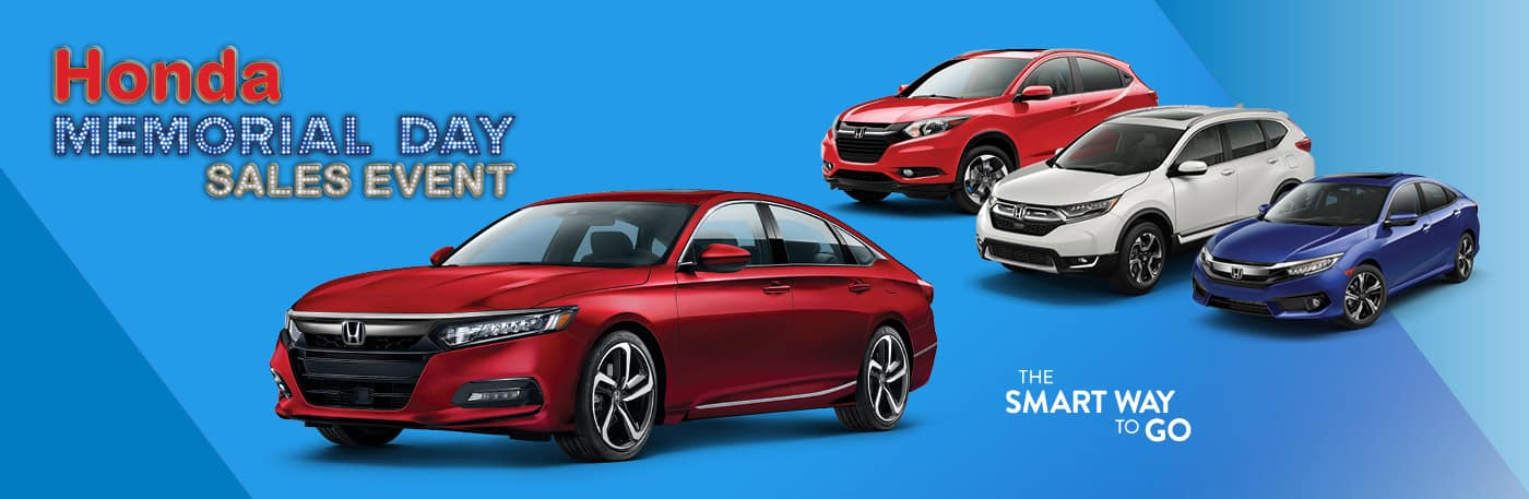 West Michigan Honda Memorial Day Sales Event