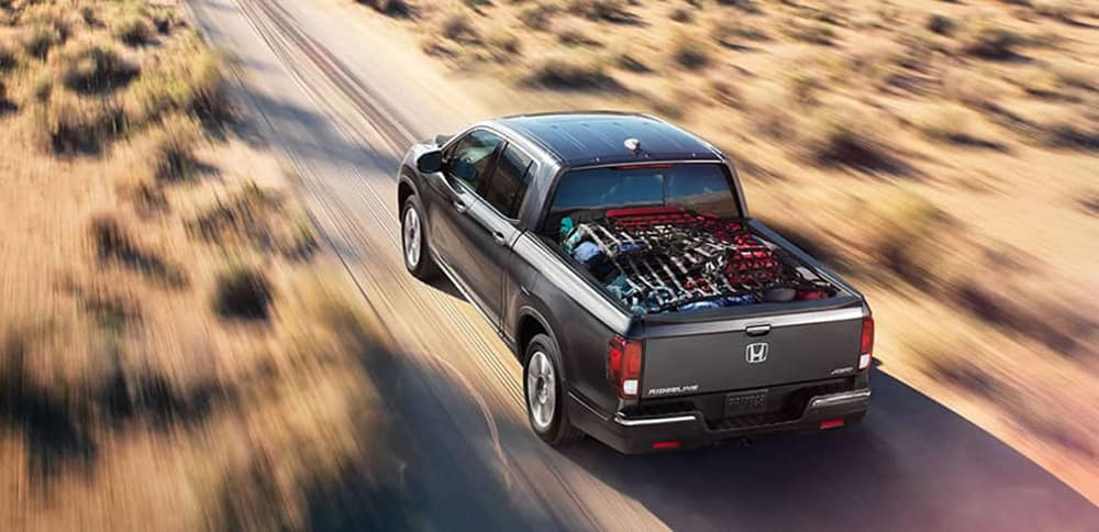 2019 Honda Ridgeline Fuel Efficiency