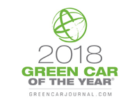 2018 Green Car of the Year Honda Clarity Fuel Cell