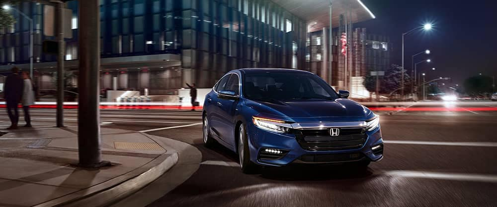 2019 Honda Insight Stability