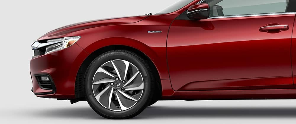 2019 Honda Insight Suspension