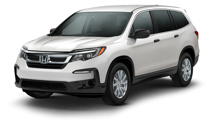 Honda pilot modern family suv in michigan west michigan