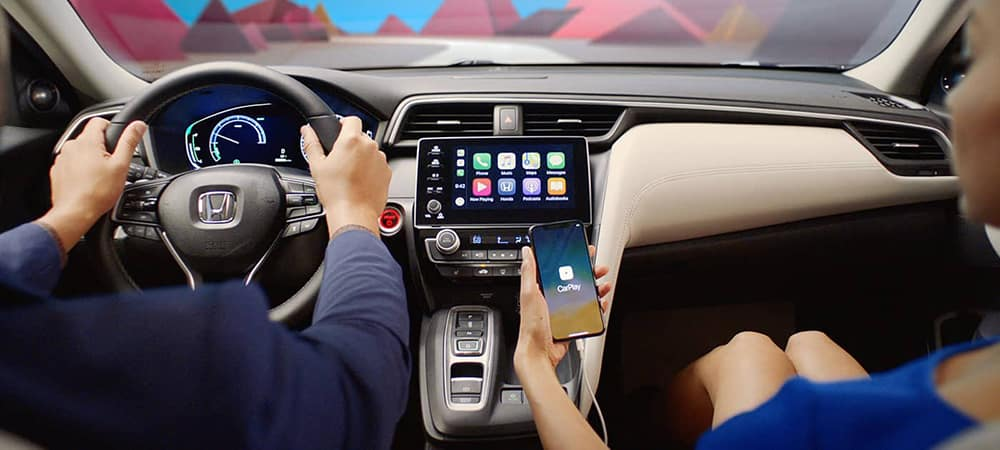 2019 Honda Insight Apple Carplay
