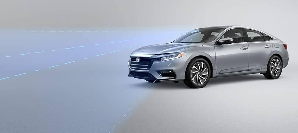 2019 Honda Insight Lane Keep
