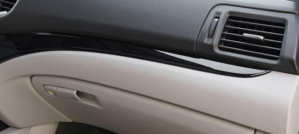 2019 Honda Pilot Glove Box